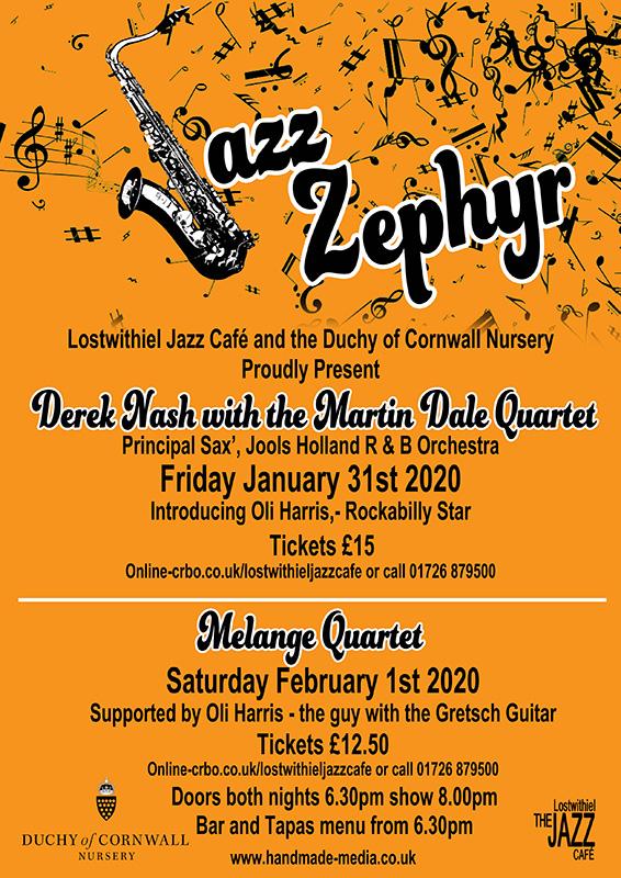 Jazz Zephyr