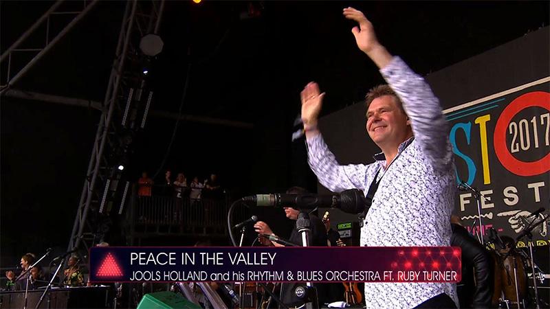 Derek Nash on Jools Holland