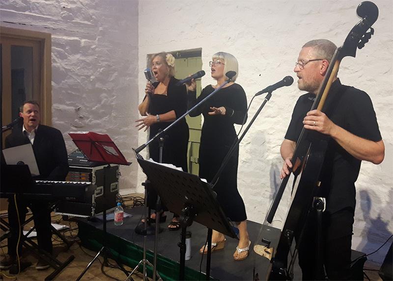Melange Quartet