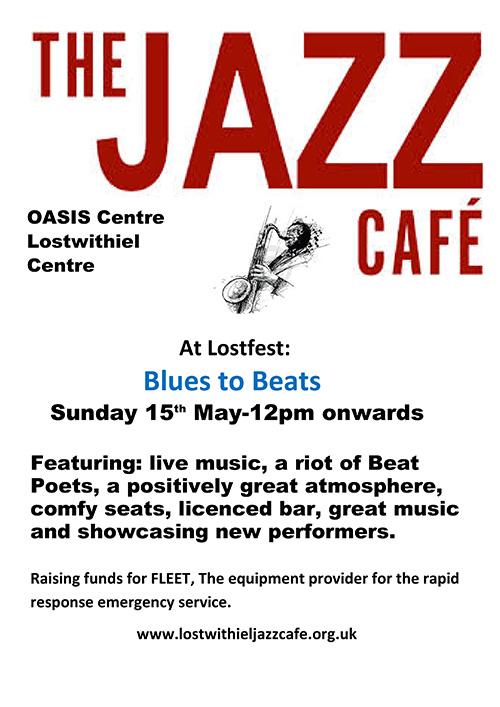 Jazz Cafe at LostFest 2016
