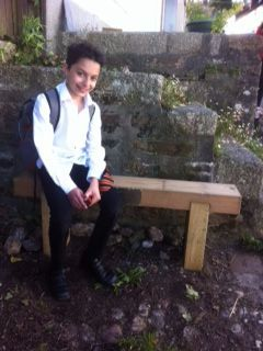 Ilias on the Boogie Bench