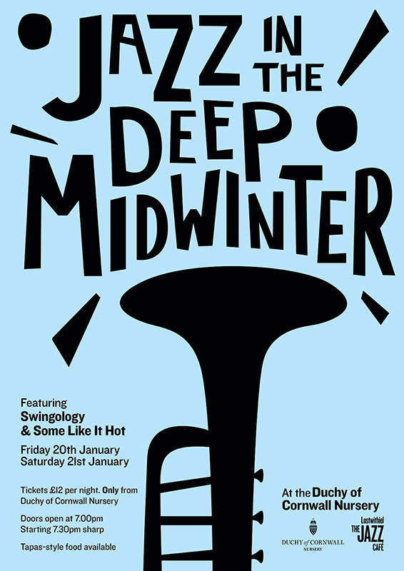 Jazz in the Deep Mid Winter