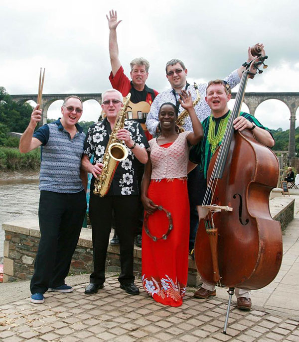 The Sultans in Calstock